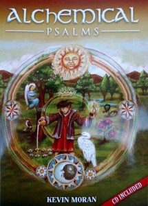 Alchemical Psalms Book and CD Cover