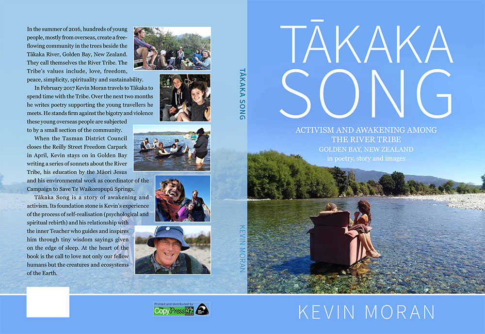 Takaka Song Book Cover