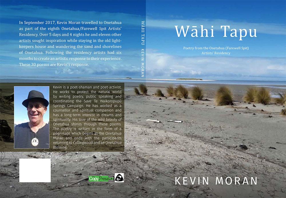 Wāhi Tapu Book Cover